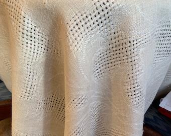 Elegant White Linens