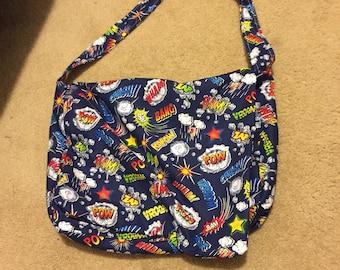 Super Messenger Bag