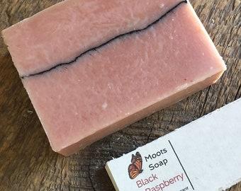 Black Raspberry Soap