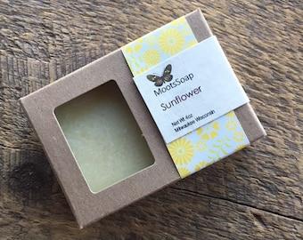 Sunflower Handmade Soap