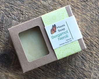 Bergamot Neroli Soap