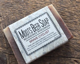 Beer Soap - Brave Cyclist Beer Soap - Dragons Blood