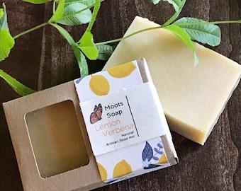 Lemon Verbena Soap - Organic