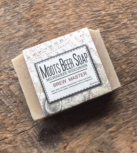 Brew Master Beer Soap