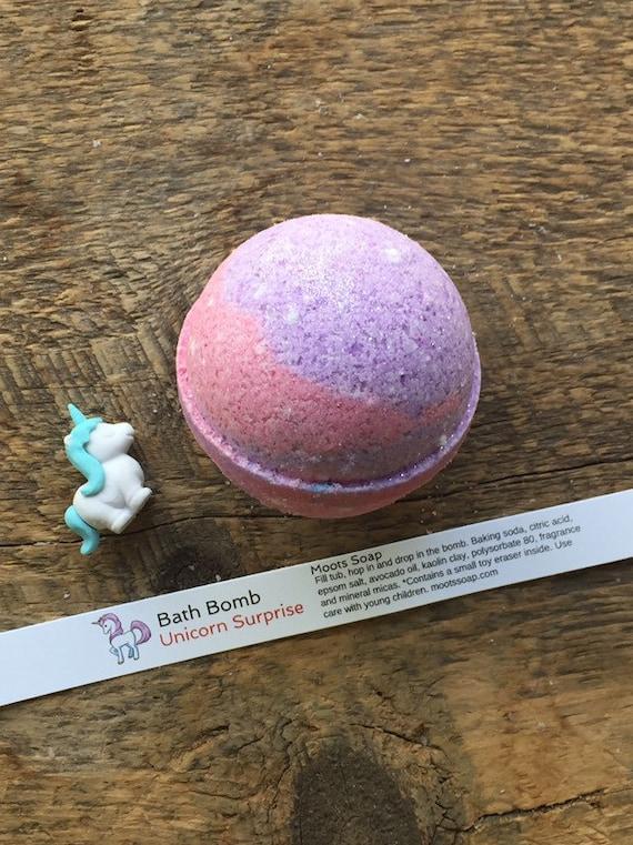 Unicorn Surprise Bath Bomb