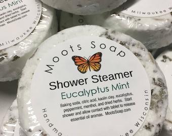 Shower Steamers