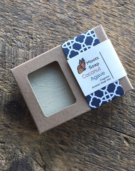 Coconut Agave Soap
