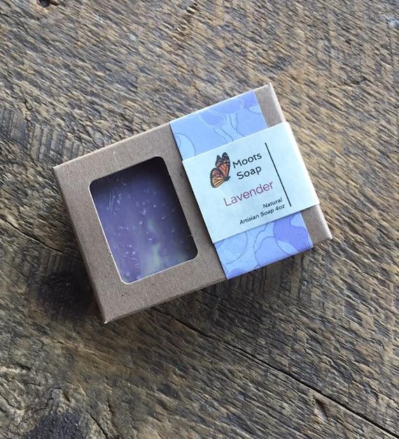 Lavender Organic Soap
