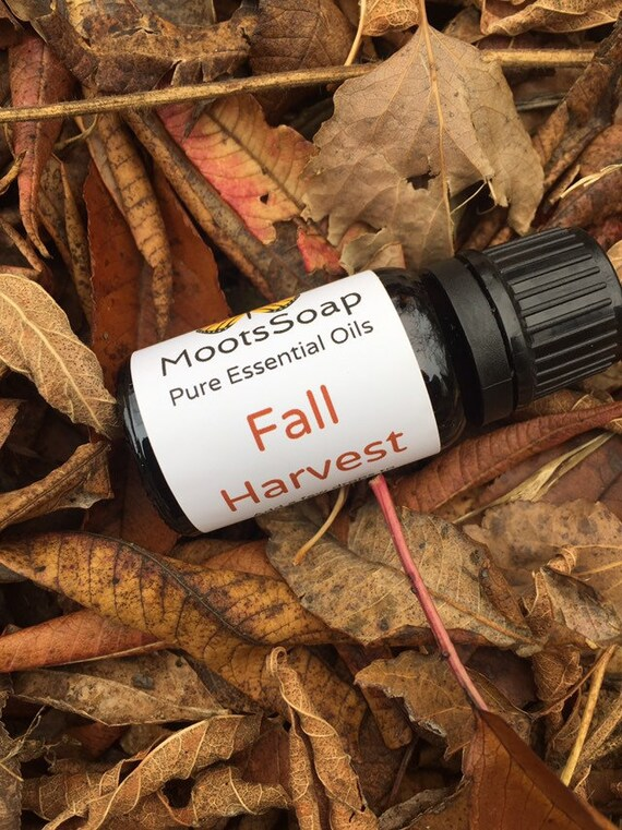 Essential Oil Blends, Fall Harvest, diffuser oils, natural