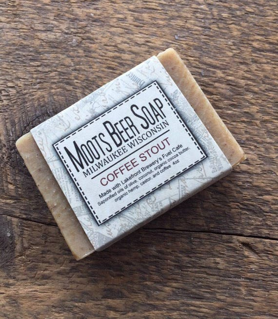 Coffee Stout Beer Soap