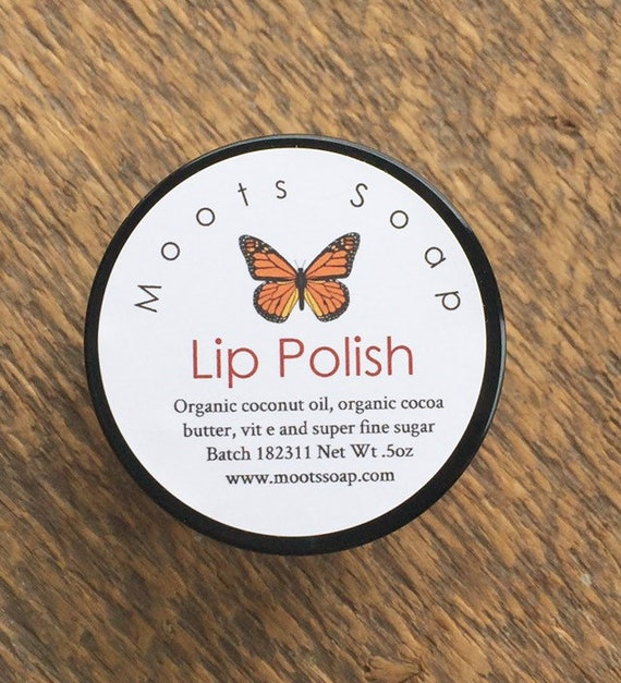 Lip Polish, Lip Scrub, Natural Handmade Scrub, Natural Lip Scrub