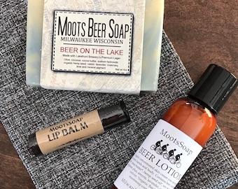 Beer Soap Gift Set - Beer Gift
