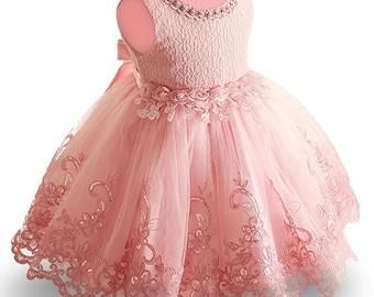 6c8624b9922 Baby party dress | Etsy