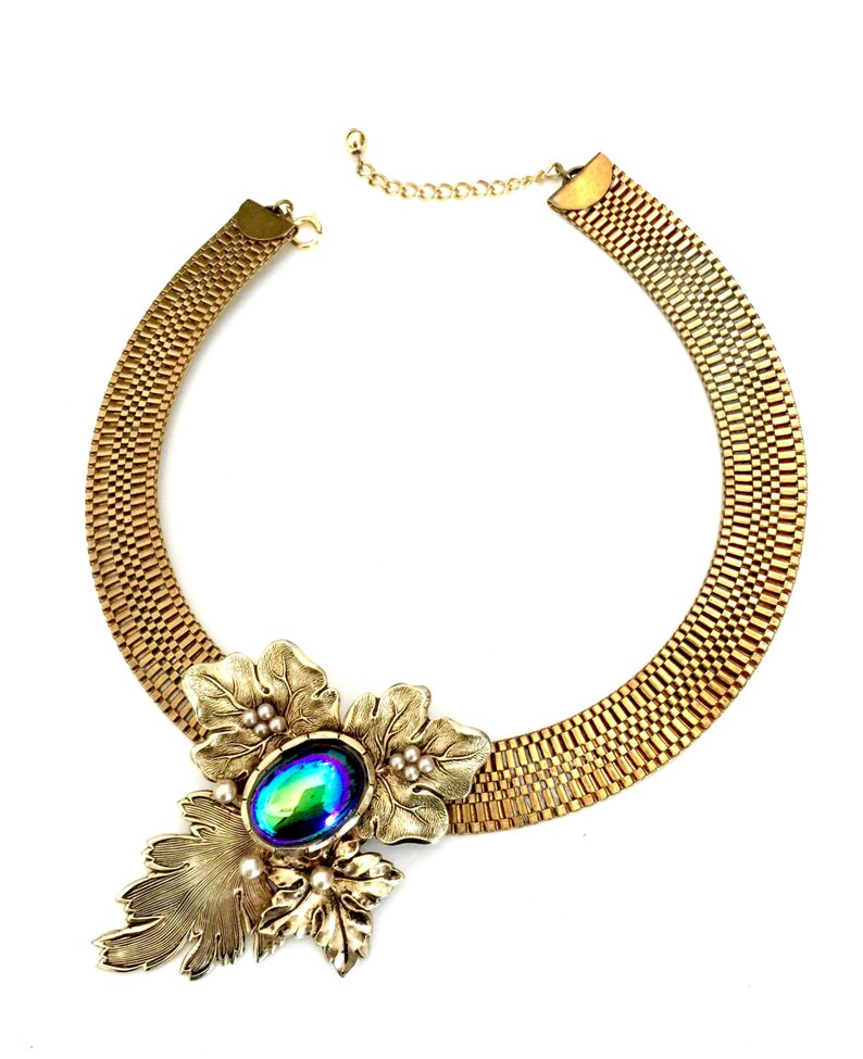 Bridal & Wedding Party Jewelry Open-Minded Spectacular Silver Plated Rhinestone Necklace And Clip Earrings Colours Are Striking