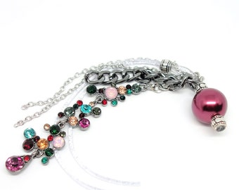 Coated anal beads