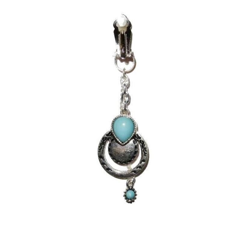 Clitoris piercing jewelry