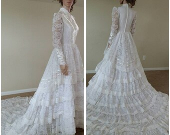 Etsy Wedding Dress Shops