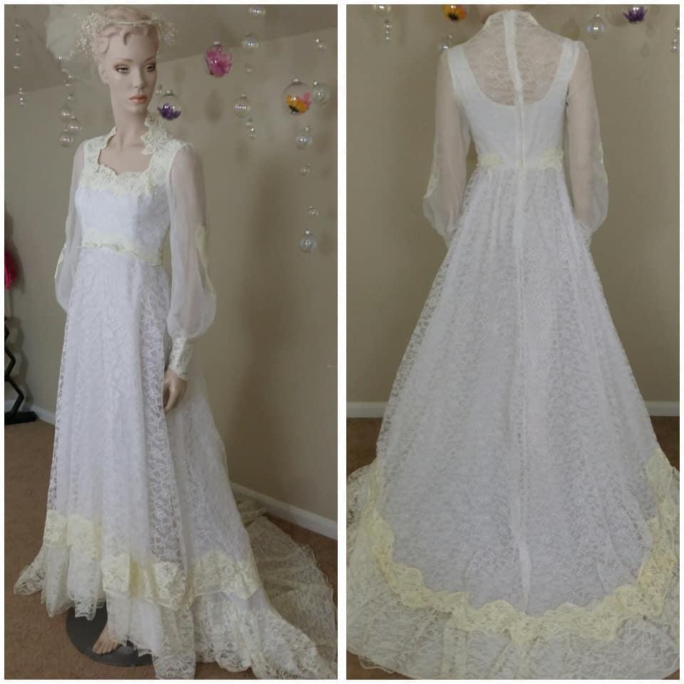 50: Jcpenney Vintage Wedding Dress At Websimilar.org