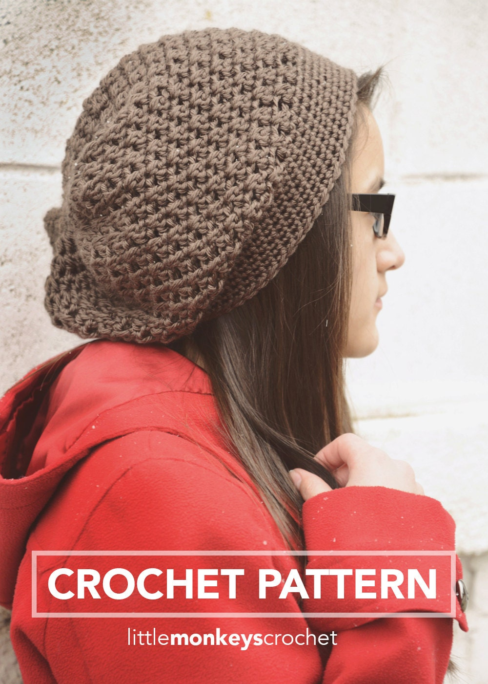 Slouch Hat Crochet Pattern Amazing Design