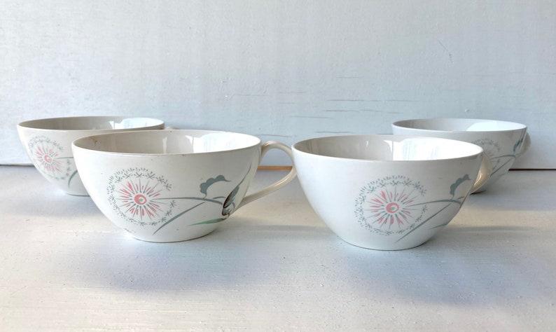MCM Kokura Ware Palmyra 1701 ironstone cups
