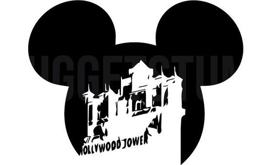 Ears Cut Out Walt Disney World Road Sign Inspired Magnet All-Star Movies