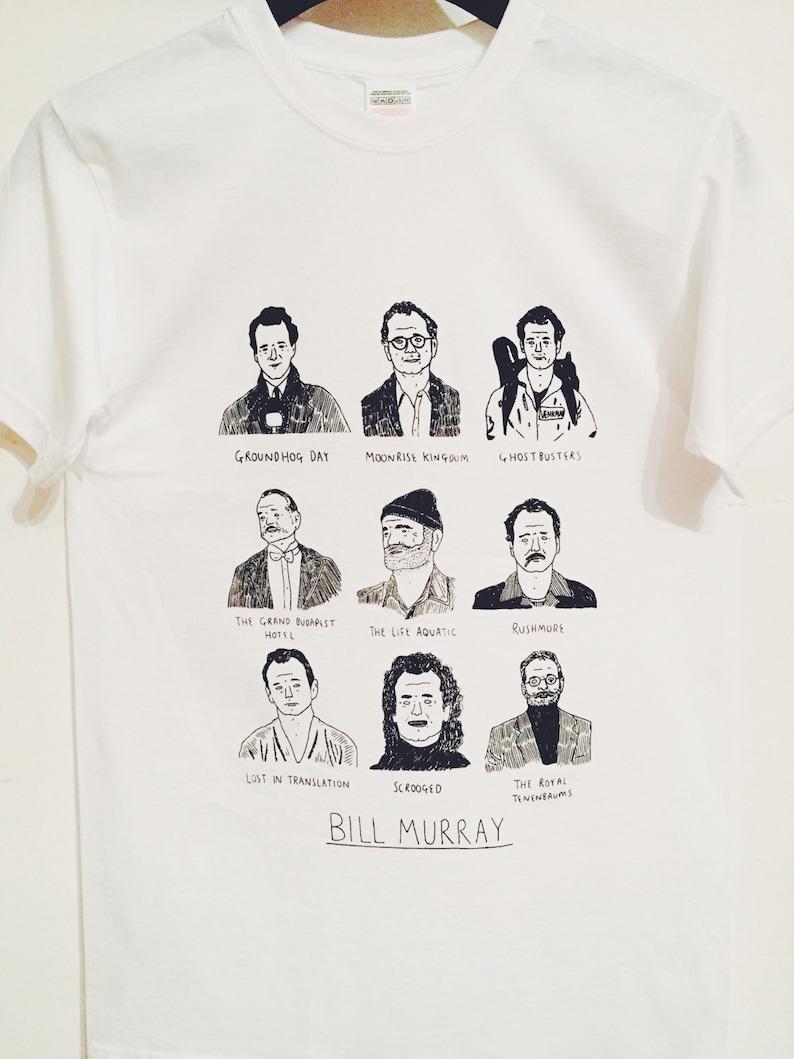 6ac0121acef61 Bill Murray t shirt