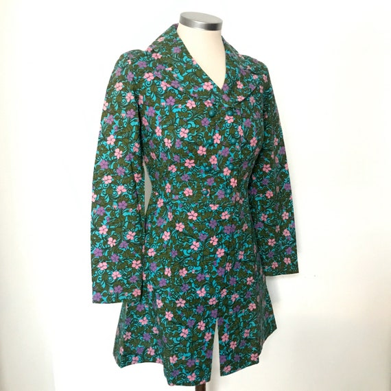 Vintage jacket,coat dress,vintage Dollyrockers,UK