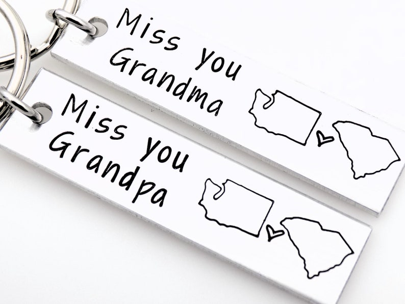Gift for Grandparents Long distance Grandmother and image 0