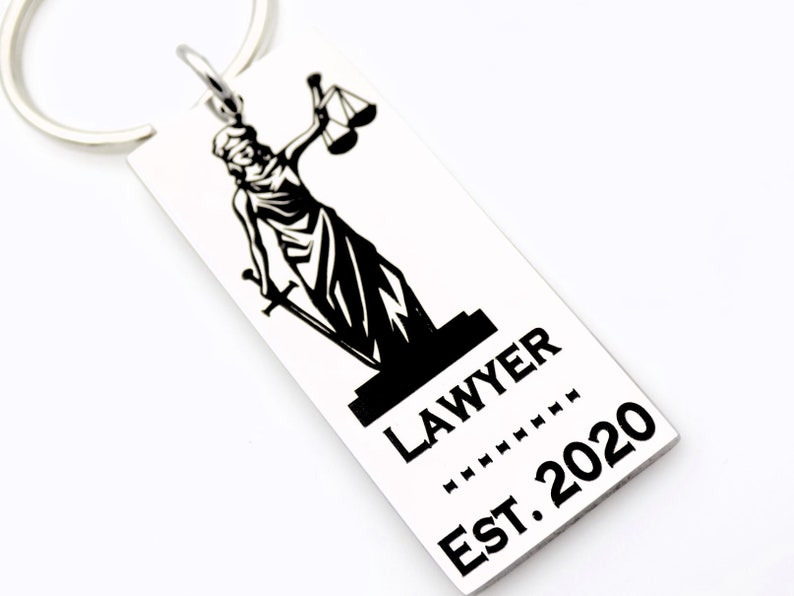 Gift for Law school Graduate New Lawyer Gift Legal image 0