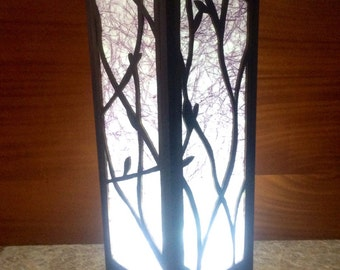 Lámpara original. Brote de luz (ref. 03)