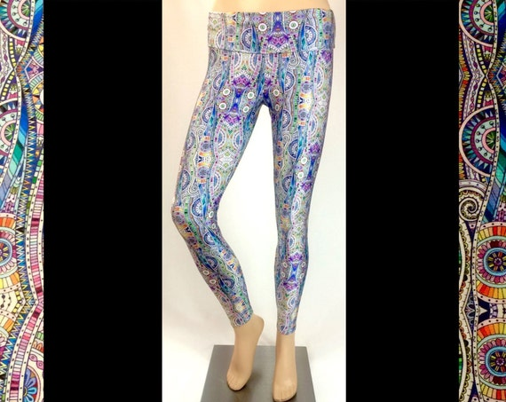 Zentangle Leggings