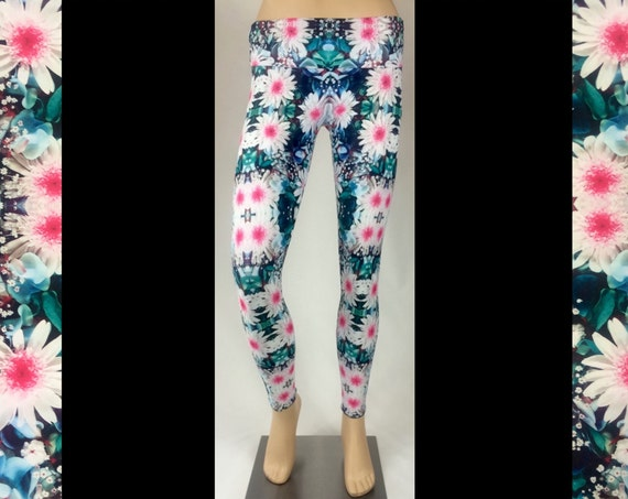 Electric Daisy Leggings