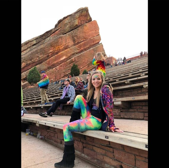 Rainbow Magical Mermaid Leggings