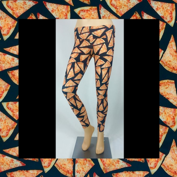 Pizza! Pizza! Leggings