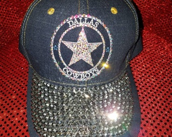 Dallas cowboys bling cap. 2a9c72d6f