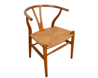 Hans Wegner Wishbone Chair Carl Hansen CH24