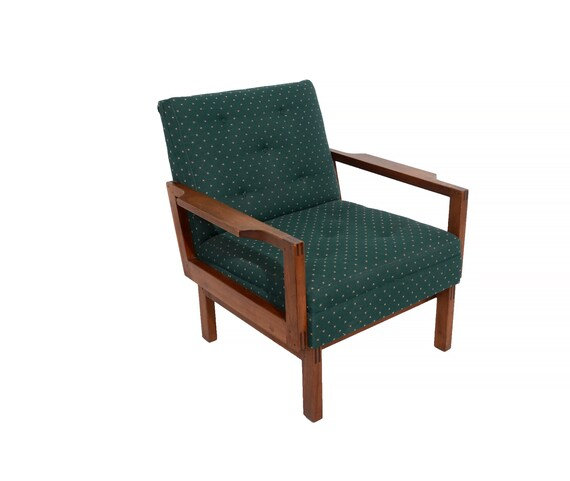 Incredible Lounge Chair Walnut Mid Century Modern 60S Gunlocke Chair Co Gmtry Best Dining Table And Chair Ideas Images Gmtryco