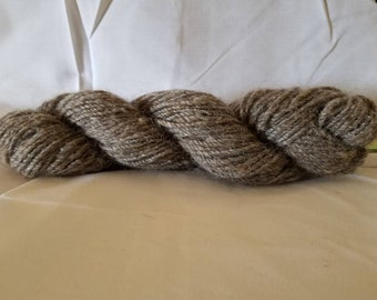 Handspun wool yarn