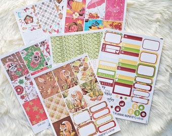 LIMITED TIME Weekly Kit Grab Bags! Only 10 available. Includes 10 mystery sticker sheets!