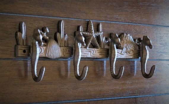 ornate Décoratif Fantaisie Chambre Crochet Porte Manteau Crochet Sirène
