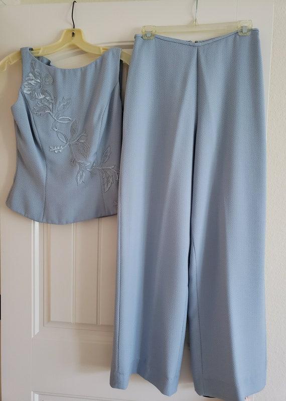Marie St. Claire Pant Suit*Pant Set*2-Pc*Vintage … - image 1