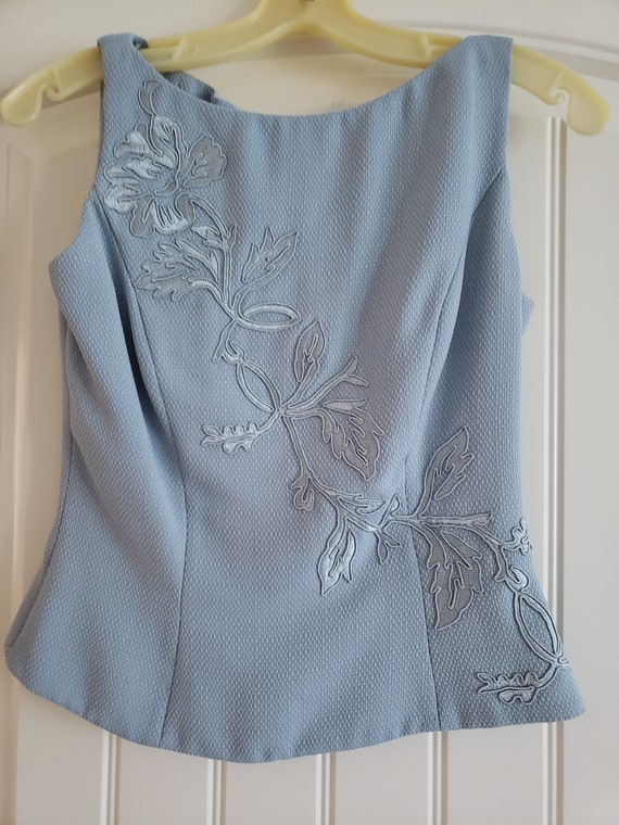 Marie St. Claire Pant Suit*Pant Set*2-Pc*Vintage … - image 2