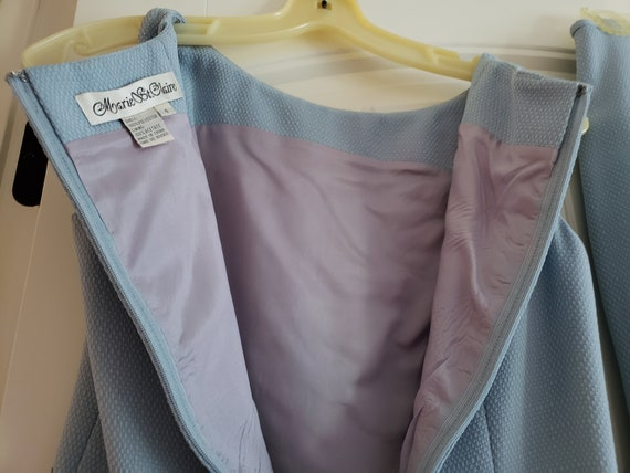 Marie St. Claire Pant Suit*Pant Set*2-Pc*Vintage … - image 4