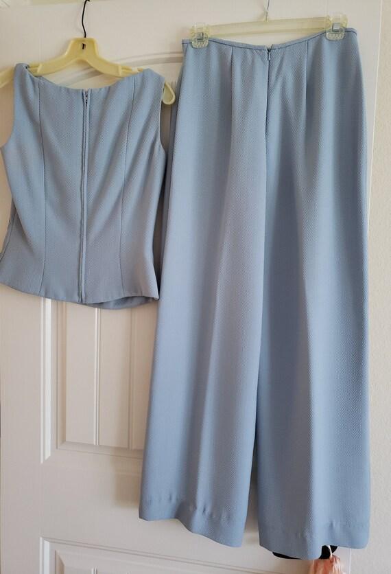 Marie St. Claire Pant Suit*Pant Set*2-Pc*Vintage … - image 7