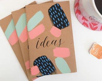 Ideas mini journal