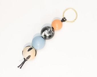 Summer Day keychain