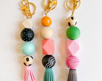 Lucky Day keychains | 3 color ways