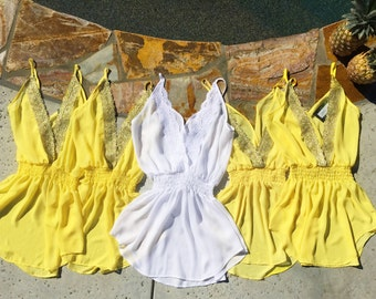Bridal Party Package   Swimsuit Cover-up, Beach Cover-ups, Swim Cover-ups   Bachelorette Party, Bridal Party   Swimwear, Resort    {Camille}
