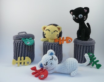 Alley cats (MADE TO ORDER)