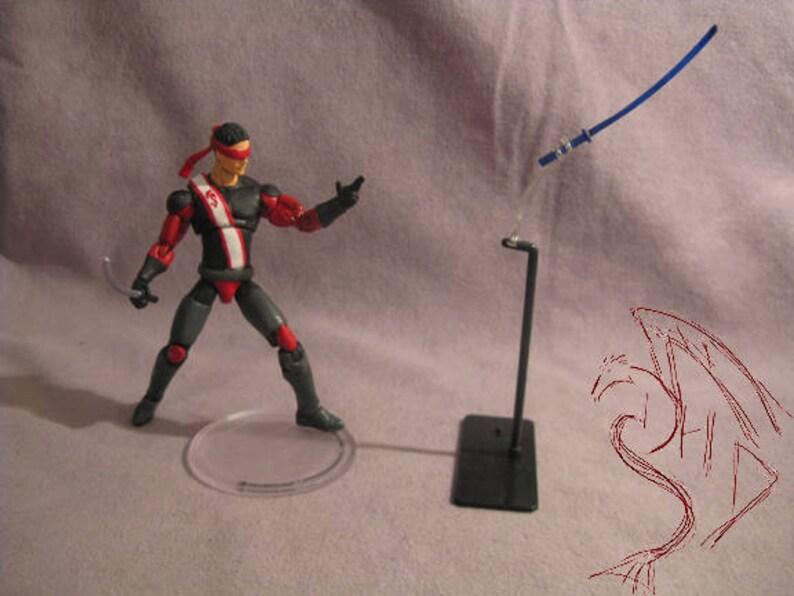 Custom Action Figure - Make To Order! Kenshi 3 3/4